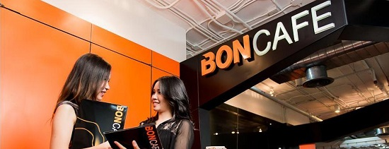Boncafe - Contact Us